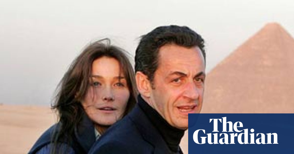 Sarkozy Marries Royally With Versailles Wedding Night World News The Guardian