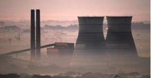South Africa power plant