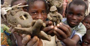 Democratic Republic of Congo children