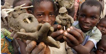 Democratic Republic of Congo children