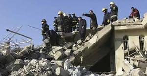 Bomb in Mosul, Iraq