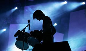 Radiohead's Jonny Greenwood.