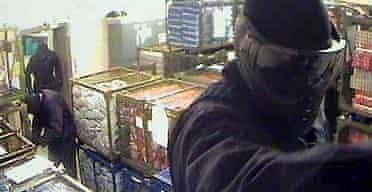 Securitas cash depot in Tonbridge