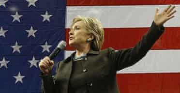 Hillary Clinton speaks in Springfield, Massachusetts