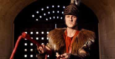 Schumacher in new Asterix film