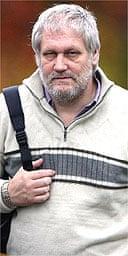 Convicted rapist Iorworth Hoare in November 2007