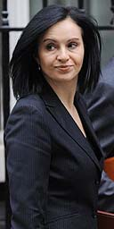 Housing and planning minister Caroline Flint
