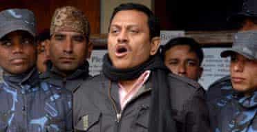 Indian doctor Amit Kumar