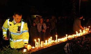 Garry Newlove vigil