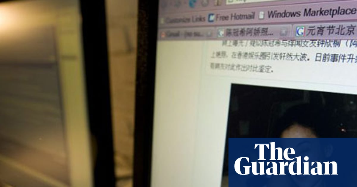 Film star sex scandal causes internet storm in China | World