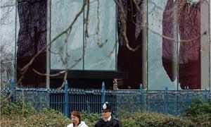 Stephen Lawrence Centre vandalised