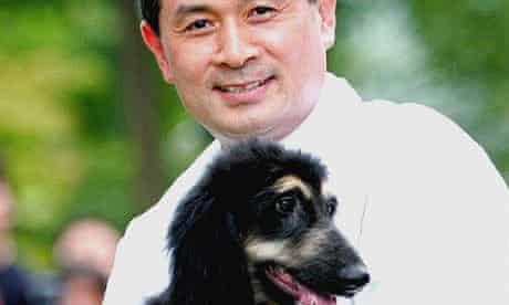 South Korean stem cell Hwang Woo-suk Snuppy cloned dog