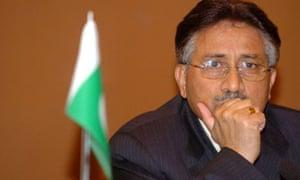 Pakistani President Pervez Musharraf is remaining defiant