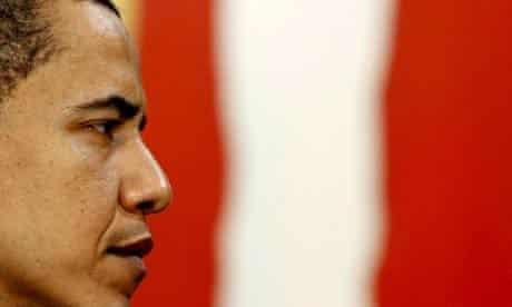 Barack Obama in San Antonio, Texas, 19 February 2008