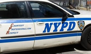 Six New York police officers were wounded in the shootout