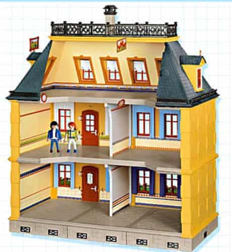 PlayMobil doll's house