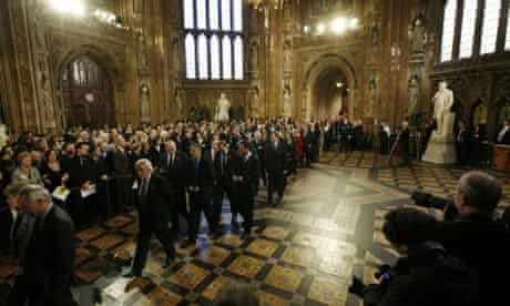 MPs in the House of Lords
