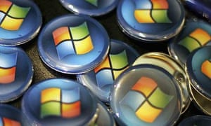 Microsoft buttons