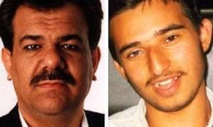 Jamil el-Banna and Omar Deghayes