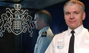 Greater Manchester police chief Michael Todd