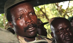 The leader of the Lord's Resistance Army, Joseph Kony