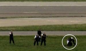 Security breach at Heathrow