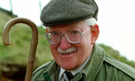 Brian Wilde as Foggy in Last of the Summer Wine