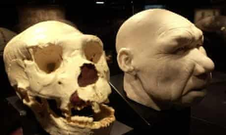 Homo antecessor, the first European, reconstructed from the Atapuerca fossils