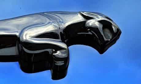 The Jaguar logo