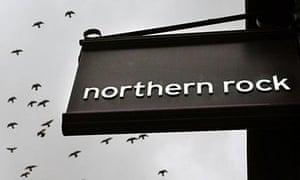 Northern Rock branch in Edinburgh.