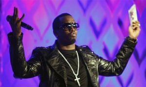 """Sean """"Diddy"""" Combs at the taping of MTV's Making the Band 4 in New York, Saturday March 22"""