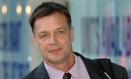 Dr Andrew Wakefield arrives at the GMC hearing in London in July last year