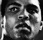 Portrait of Muhammad Ali in 1979