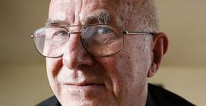 The author, critic and television presenter Clive James