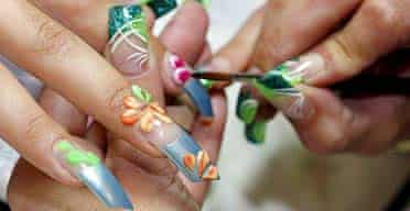 Nail art is one of the courses likely to be dropped by a new qualifications vetting body