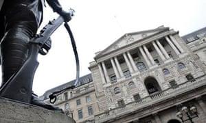 The Bank of England.