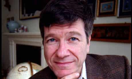 Professor Jeffrey Sachs, Director of The Earth Institute