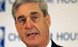 Robert Mueller speaks at Chatham House in London