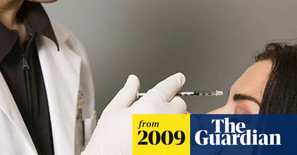 Botox injections for sale on the internet | Money | The Guardian