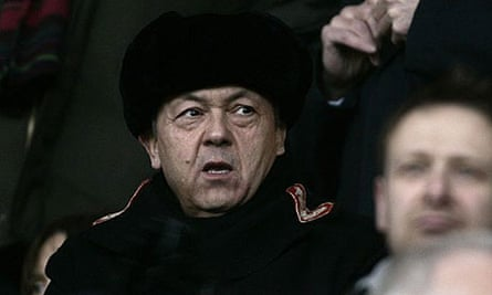 David Sullivan, Birmingham City's co-owner