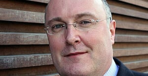 Alan Davey, newly appointed chief executive of the arts council