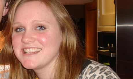 19-year-old Emily Sadler, who was killed in the bus crash in Ecuador