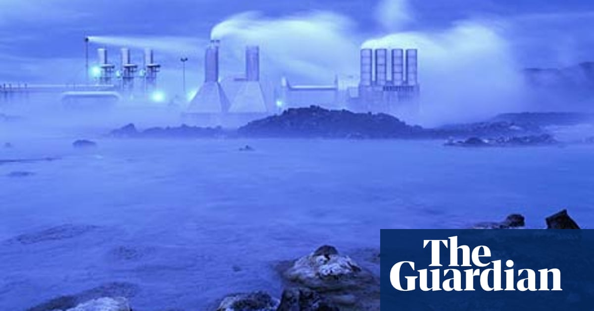 Iceland's energy answer comes naturally | Environment | The