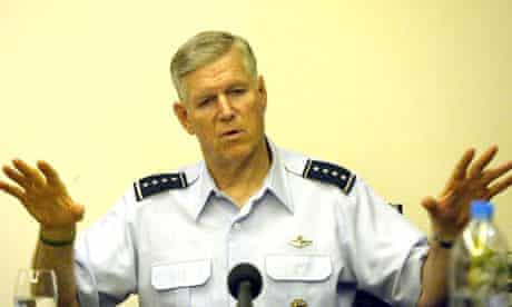 US military chief General Richard Myers