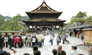 Japanese Buddhist temple withdrawn from Olympic torch route