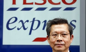 Kamol Kamoltrakul, a business writer from Thailand, who is facing a libel action by Tesco