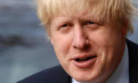 Boris Johnson campaigns