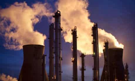 BP Grangemouth oil refinery