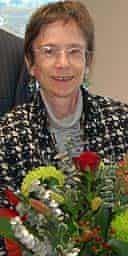 The pro-vice-chancellor of Bournemouth University, professor Rosemary Pope, who died of anorexia