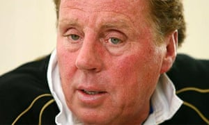 Portsmouth Football Club's manager, Harry Redknapp